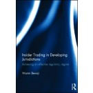 Insider Trading in Developing Jurisdictions