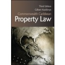 Commonwealth Caribbean Property Law, 3rd Edition