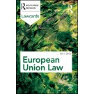 European Union Lawcards 2011-2012,8th Edition