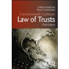 Commonwealth Caribbean Law of Trusts, 3rd Edition