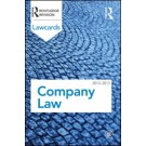 Company Lawcards 2012-2013, 8th Edition
