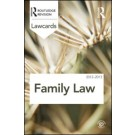 Family Lawcards 2012-2013, 7th Edition