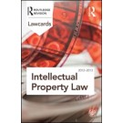 Intellectual Property Lawcards 2012-2013, 8th Edition