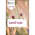 Land Lawcards 2012-2013, 8th Edition