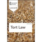 Tort Lawcards 2012-2013, 8th Edition