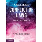 Collier's Conflict of Laws, 4th Edition