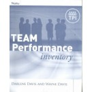 Team Performance Inventory