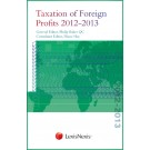 Taxation of Foreign Profits 2012-2013