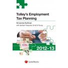 Tolley's Employment Tax Planning 2012-2013