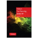 Tolley's Tax Planning 2018-19