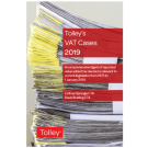 Tolley's VAT Cases 2019