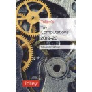 Tolley's Tax Computations 2019-20
