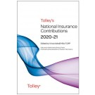 Tolley's National Insurance Contributions 2020-21