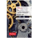 Tolley's Tax Computations 2020-21