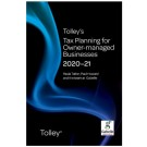 Tolley's Tax Planning for Owner-Managed Businesses 2020-21