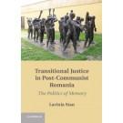 Transitional Justice in Post-Communist Romania