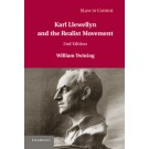 Karl Llewellyn and the Realist Movement, 2nd Edition