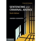 Law in Context: Sentencing and Criminal Justice, 6th Edition