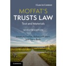 Moffat's Trusts Law: Text and Materials, 7th Edition