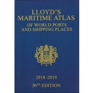 Lloyd's Maritime Atlas of World Ports and Shipping Places 2018-2019, 30th Edition