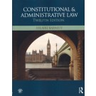 Constitutional and Administrative Law, 12th Edition