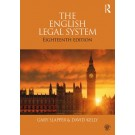 The English Legal System, 18th Edition