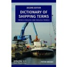 Dictionary of Shipping Terms: French-English and English-French, 2nd Edition