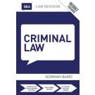 Routledge Q&A Criminal Law, 10th Edition