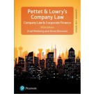 Pettet's Company Law: Company Law and Corporate Finance, 5th Edition