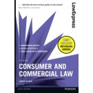 Law Express: Consumer and Commercial Law (Revision Guide), 4th Edition