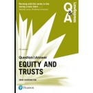 Law Express Question and Answer: Equity and Trusts, 4th Edition