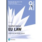 Law Express Question and Answer: EU Law, 4th Edition