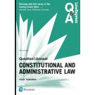 Law Express Question and Answer: Constitutional and Administrative law, 4th Edition