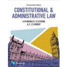 Constitutional and Administrative Law, 17th edition