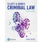 Elliott & Quinn: Criminal Law, 12th Edition