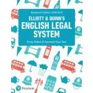 Elliott & Quinn: English Legal System 2018/19, 19th Edition