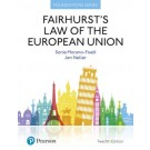 Law of the European Union, 12th Edition
