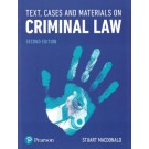 Text, Cases and Materials on Criminal Law, 2nd Edition