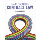 Elliott & Quinn: Contract Law, 12th Edition