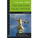Course Notes: English Legal System