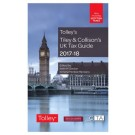 Tolley's Tiley & Collison's UK Tax Guide 2018-19