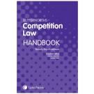 Butterworths Competition Law Handbook 2018