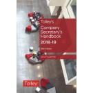 Tolley's Company Secretary's Handbook 2018-19