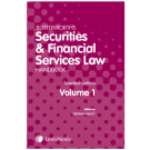 Butterworths Securities and Financial Services Law Handbook, 20th Edition