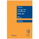 Tolley's Orange Tax Handbook 2019-20