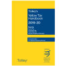 Tolley's Yellow Tax Handbook 2019-20