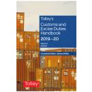 Tolley's Customs and Excise Duties Handbook Set 2019-20