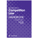 Butterworths Competition Law Handbook 2019