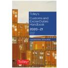 Tolley's Customs and Excise Duties Handbook Set 2020-21