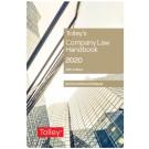 Tolley's Company Law Handbook 2020